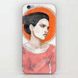Katlin iPhone Skin