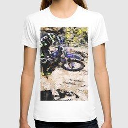 Wild Ride - Motocross Rider T-shirt