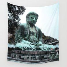 For You Buddha (Japan) Wall Tapestry