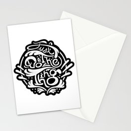 Do the Thing! Stationery Cards