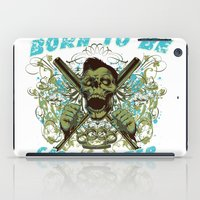 cage iPad Cases featuring Cage fighter by Tshirt-Factory