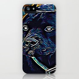 Pit Bull Models: Khan 02-06 iPhone Case