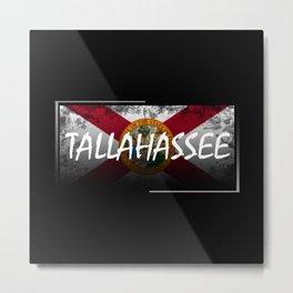 Tallahassee Metal Print