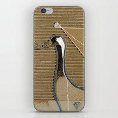 turnalar (cranes) iPhone & iPod Skin