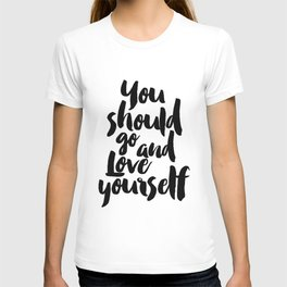 Love yourself,Purpose album,Justin,Bieber,Song Lyrics,Gift for her,Gift for Valentines,Gift for girl T-shirt
