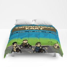 Supernatural Kart Comforters