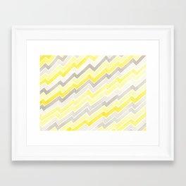 #65. ANNIE - Lightning Framed Art Print