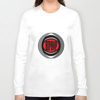 hip hop Long Sleeve T-shirts featuring HIP HOP  by Robleedesigns
