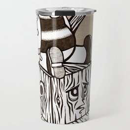 Lumberjack Travel Mug