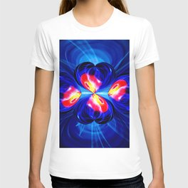 Abstract in pefection 111 T-shirt