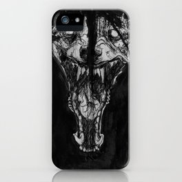 Maw iPhone Case