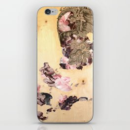 Wilting Mesentery iPhone Skin