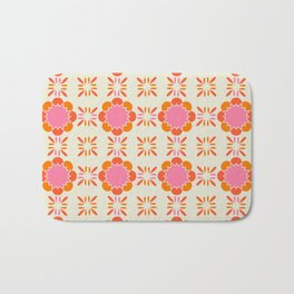 Sixties Tile Bath Mat