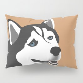 Sneezing Lad Pillow Sham