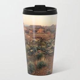 Monument Valley Morning Travel Mug