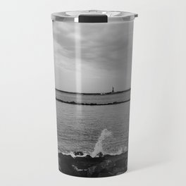 Statue of Liberty III Travel Mug
