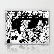 MUMBLE MUMBLE #I Laptop & iPad Skin