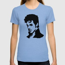 MUSIC STAR PORTRAIT T-shirt