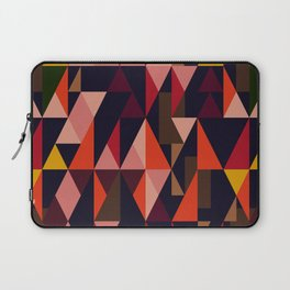 Vintage vibes_in warm hues Laptop Sleeve