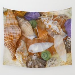 Summertime Relics Wall Tapestry