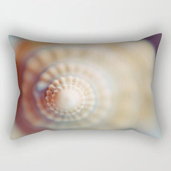 Shell Rectangular Pillow