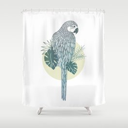 Pappagallo Shower Curtain