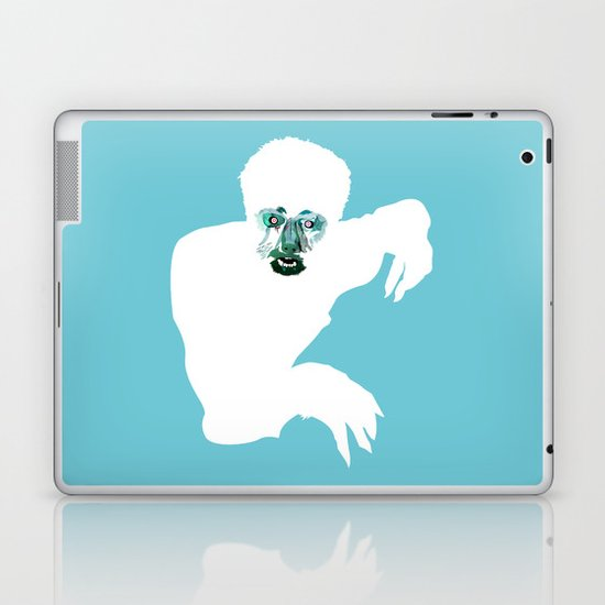 hombrelobo Laptop & iPad Skin