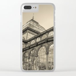 Architecture for the light Clear iPhone Case