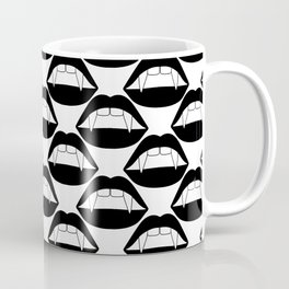 FANG LIPS Coffee Mug