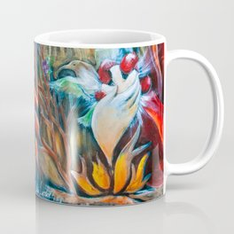 Nature´s Woman Coffee Mug