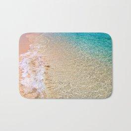 Caribbean Blue Bath Mat