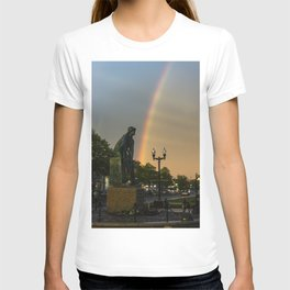 Fisherman's Memorial rainbow T-shirt