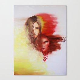 Double Faced Canvas Print