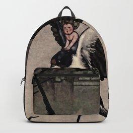 """Thumbelina"" Fairy Tale by W Heath Robinson Backpack"
