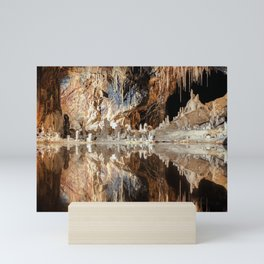 "Cave (""Fairy Kingdom,"" the Saalfeld Fairy Grottoes) Mini Art Print"
