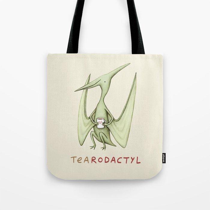 Tearodactyl Tote Bag