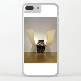Tell Me Your Story Clear iPhone Case