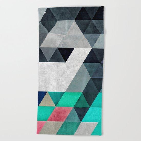 flyx Beach Towel