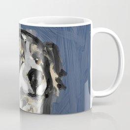 Lyric at 17 on navy Coffee Mug