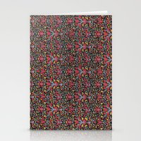 wallpaper Stationery Cards featuring Wallpaper by Cyrille Savelieff