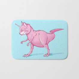 Caticorn-Rex Bath Mat
