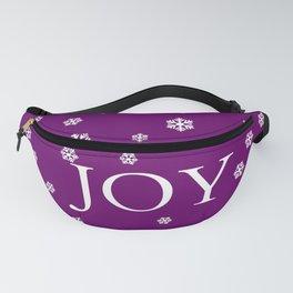 Winter Joy - purple - other colors Fanny Pack