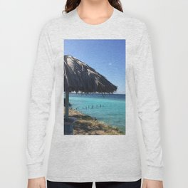 Aruba Palapa Long Sleeve T-shirt