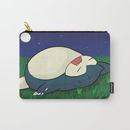 Snorlax Sleeping Carry-All Pouch