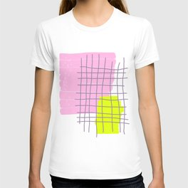 Colour Collage 01 T-shirt