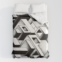 Many Boxes Comforters