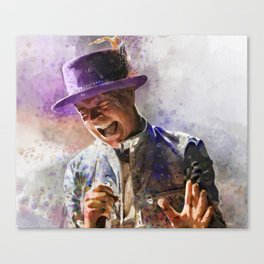 Gord Downie Canvas Print