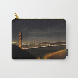 Golden Gate Bridge @ Night Carry-All Pouch