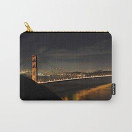 Golden Gate Bridge @ Night Carry-All Pouch