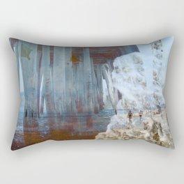 ocean front Rectangular Pillow
